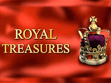 Автоматы Вулкан Royal Treasures