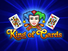 В казино Вулкан King Of Cards