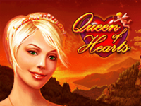 В казино Вулкан Queen Of Hearts