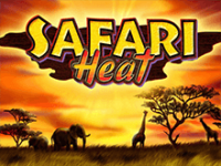 Safari Heat - автоматы Вулкан
